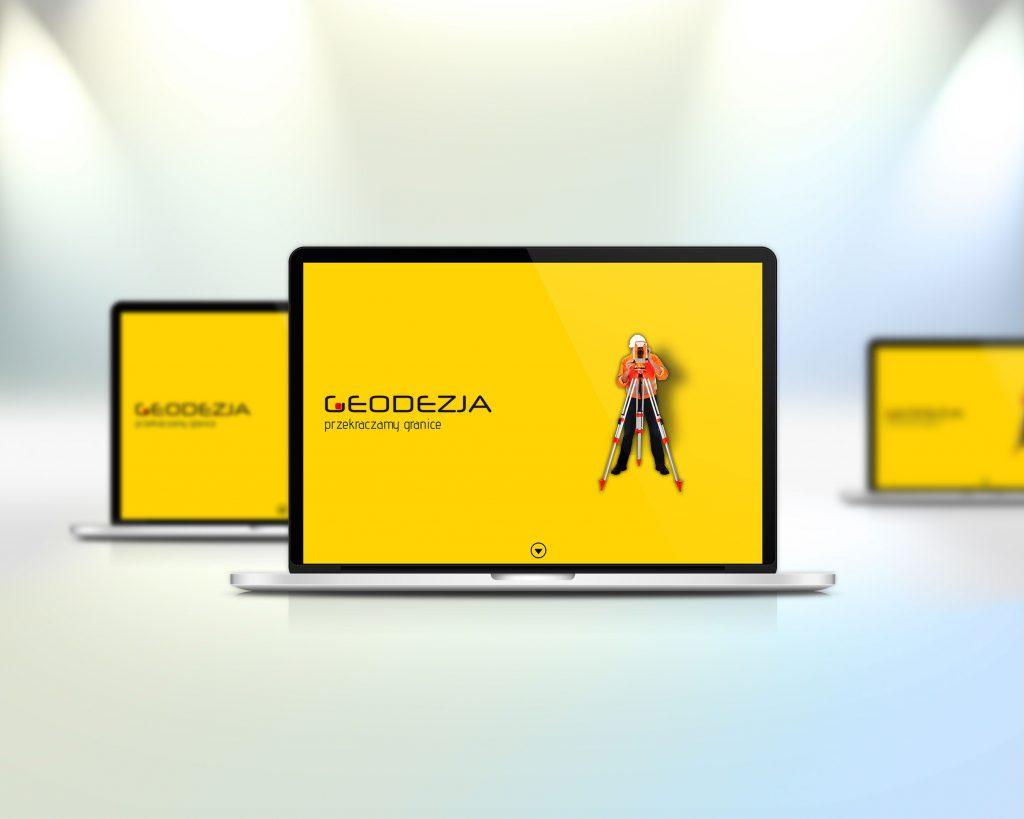 geodezja.info - wersja na komputery stacjonarne