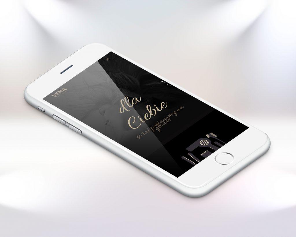 vena.enze.pl - wersja strony na urządzenia mobilne